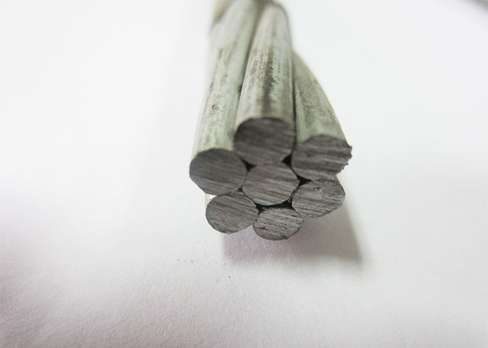 Bare Conductor Galvanized Steel Wire With ASTM A 475 BS 183 Standard